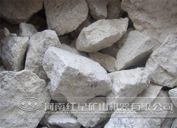 蒙脱石的干法生产工艺及设备