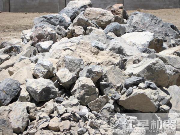 一整套石灰石破碎生产线 厂家