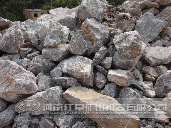 石灰石液压圆锥破碎机