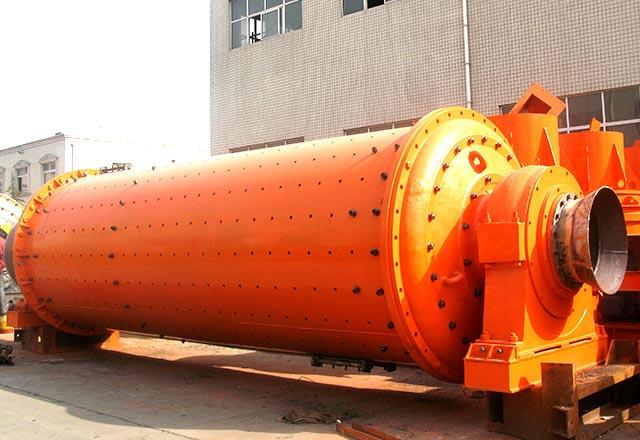 红星机器钼矿球磨机
