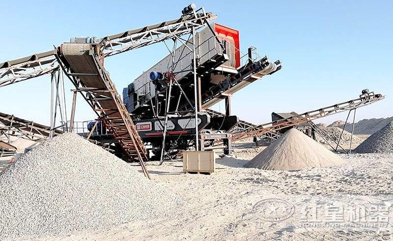 河北移动破制砂项目