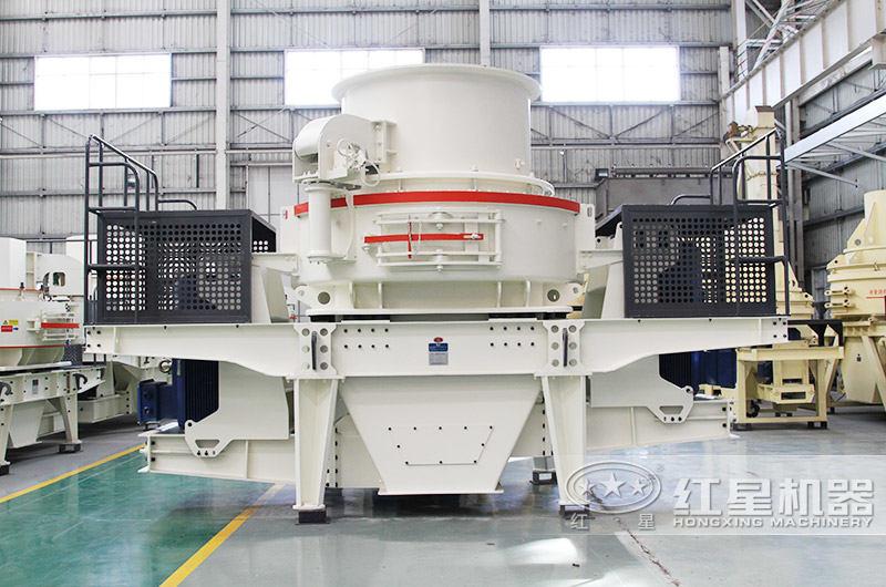 石子生产线制砂设备之HVI制砂机
