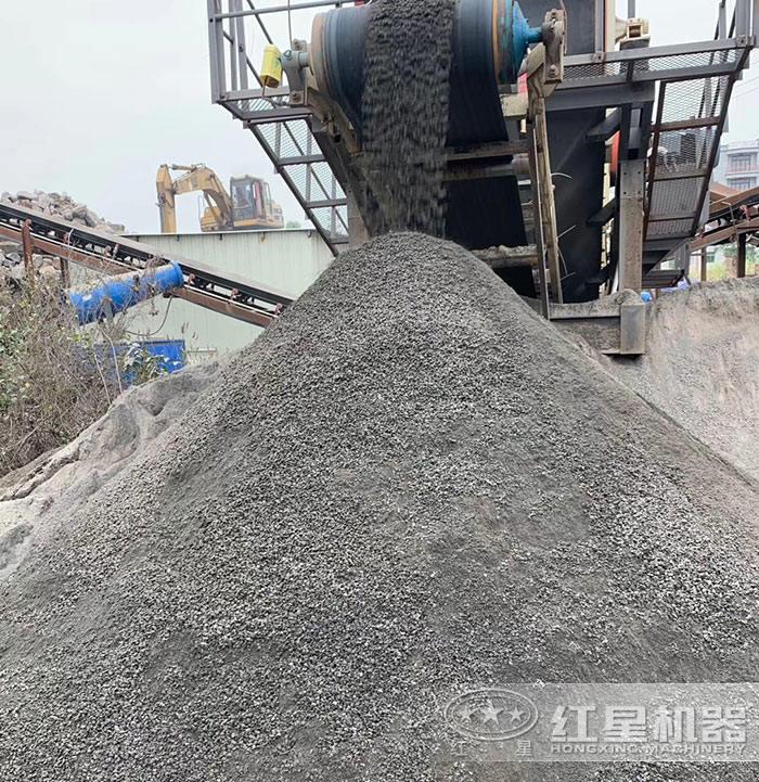 生产机制砂项目