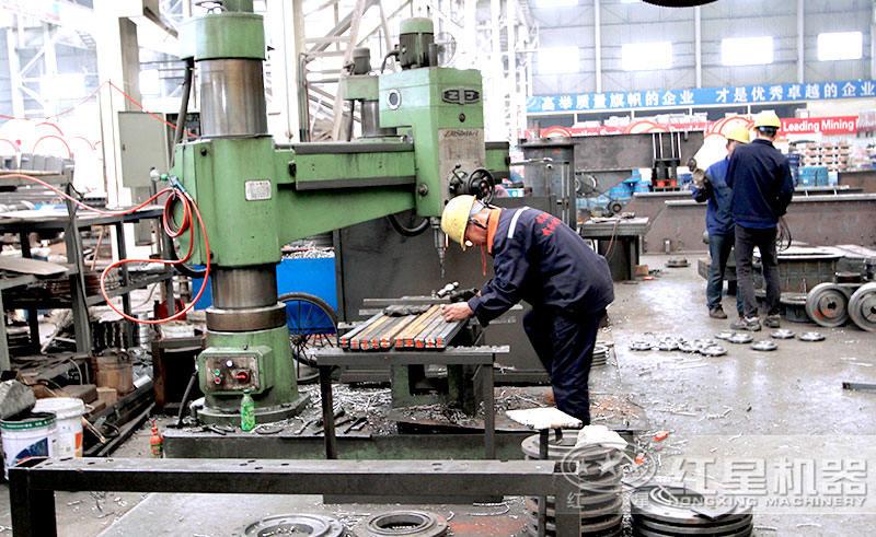 红星机器生产区