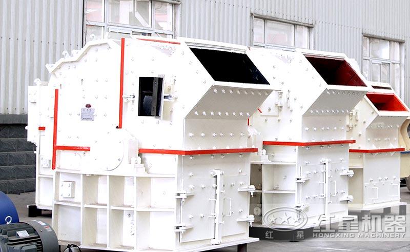 矿山行业常见的细碎机设备