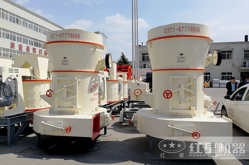 膨润土加工设备雷蒙磨粉机