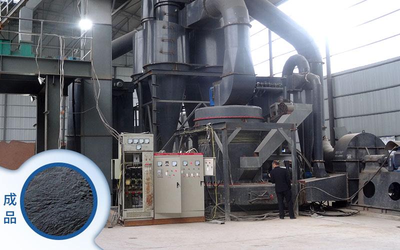 碳化硅生产现场