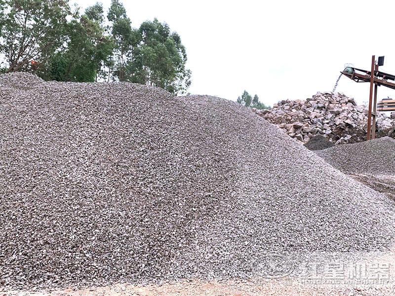 采石场碎石生产线
