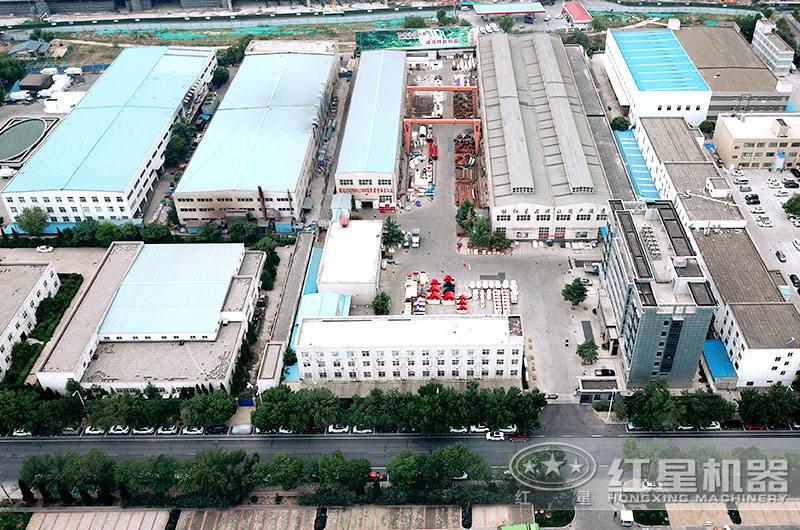 大型化生产厂房