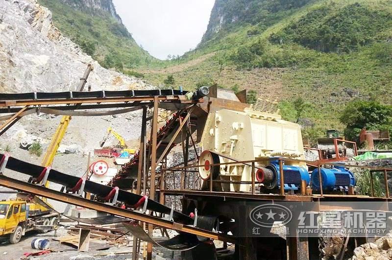 中型尾矿制砂厂