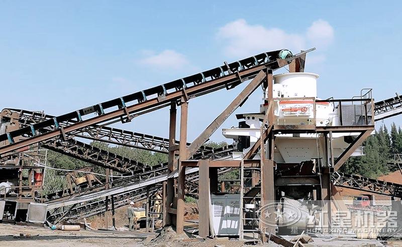 砂石日益短缺,开办砂石厂的人也越来越多