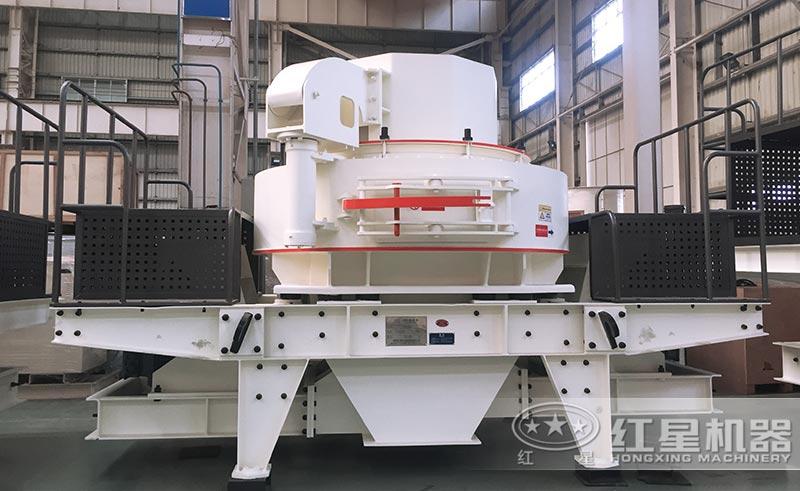 VSI鹅卵石制砂机械设备