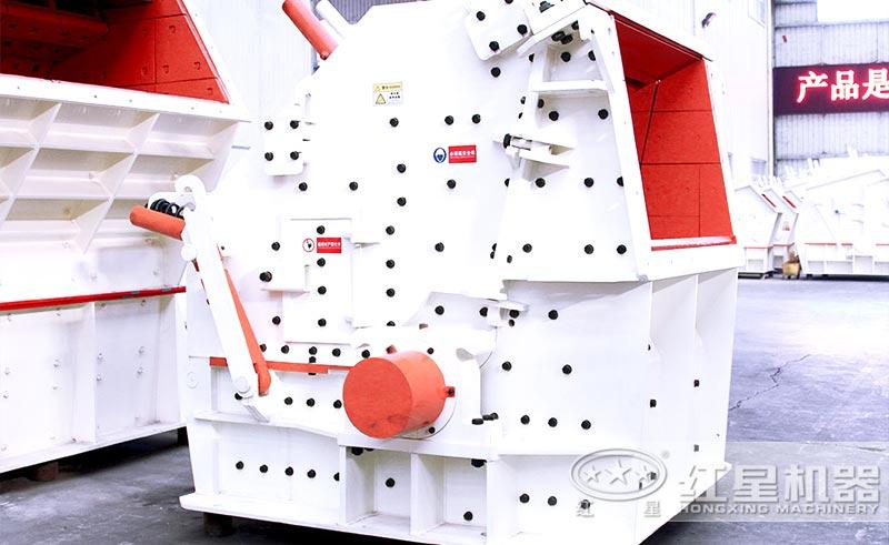 CI系列反击破碎机近图