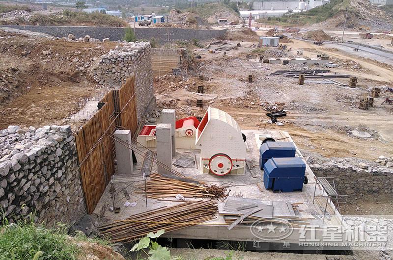 安徽日产万吨石料线