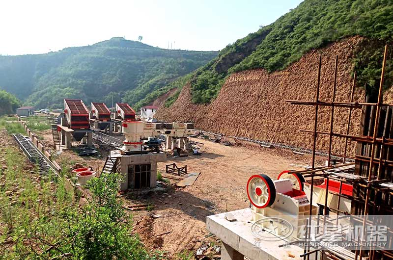 成都玄武岩碎石加工厂