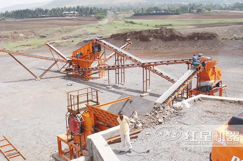 印尼反击破生产现场