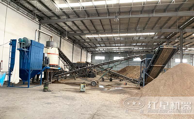 小型制砂生产线