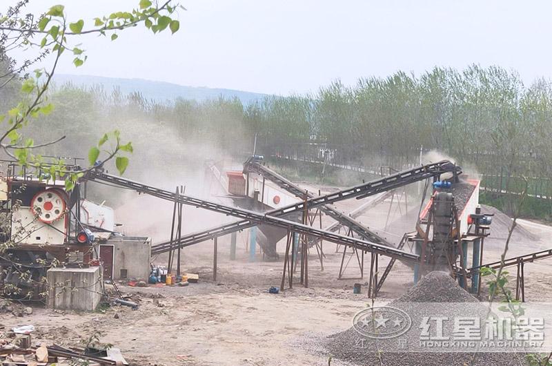 浙江客户磕石子厂