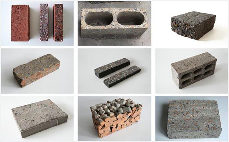 尾矿砂制砖