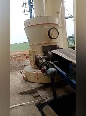雷蒙磨粉机研磨矿渣和钢渣,可以达到20t/h产能吗?