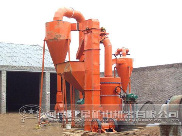 内蒙古高岭土细磨机