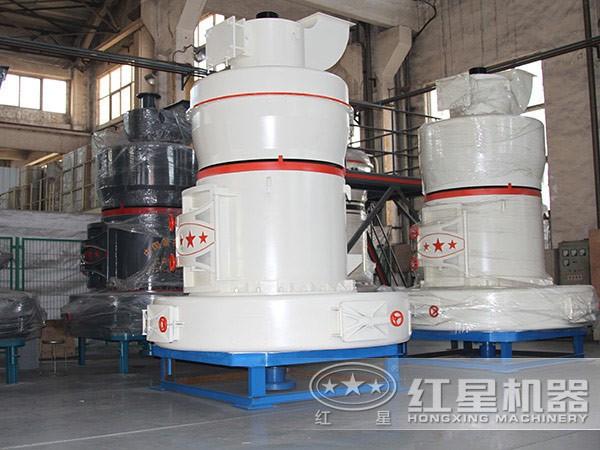 时产50-80吨磨粉机操作简单