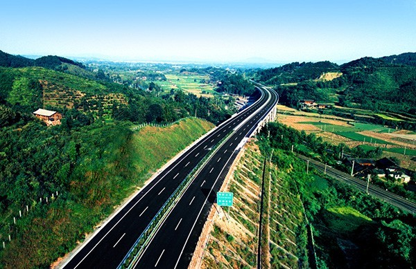 国内高速公路建设