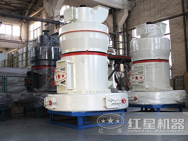石粉磨粉机械