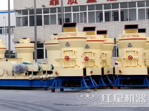 时产800吨欧版磨粉机
