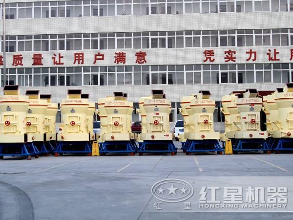 时产800吨欧版磨粉机技术优势