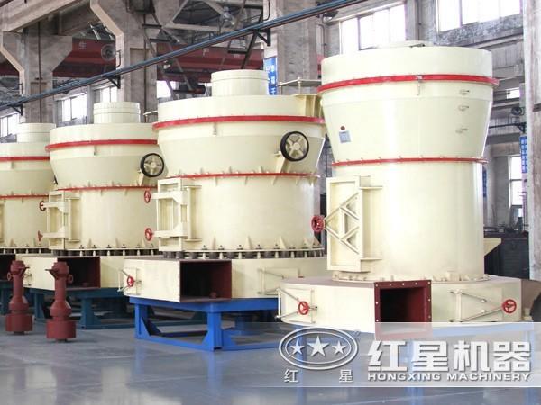 粉煤灰磨粉机质量