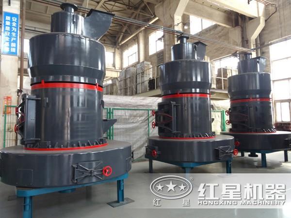 硅灰石磨粉机