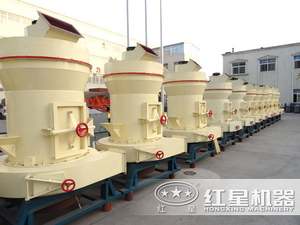 陶土磨粉机