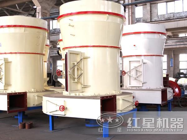 电厂脱硫磨粉机