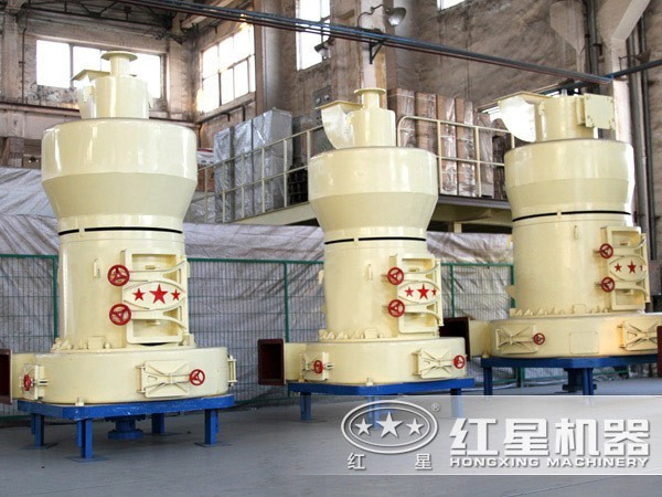 白云石生产加工设备厂家