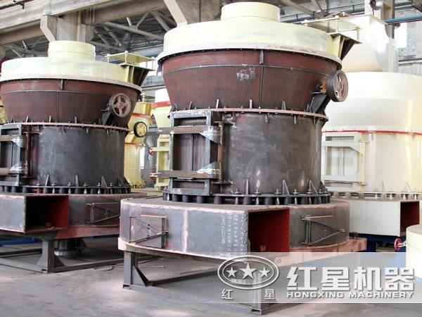 325目长石磨粉机结构