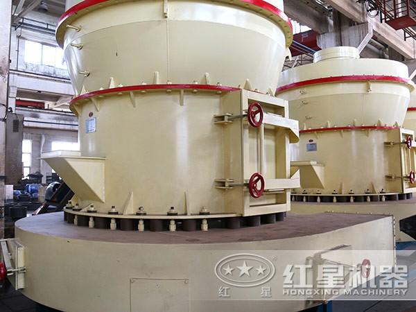 3r欧版雷蒙磨粉机结构