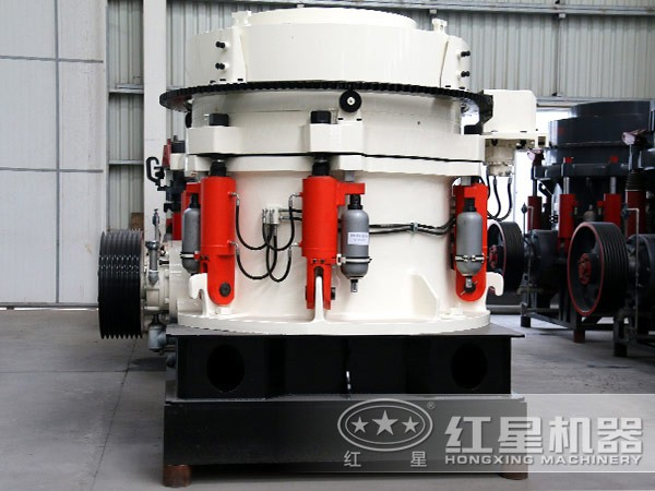 一台多缸液压圆锥破碎机多少钱?