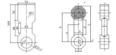 锤式破碎机给料部分及锤头的优化改进
