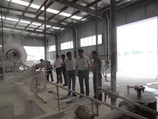 重质碳酸钙行业