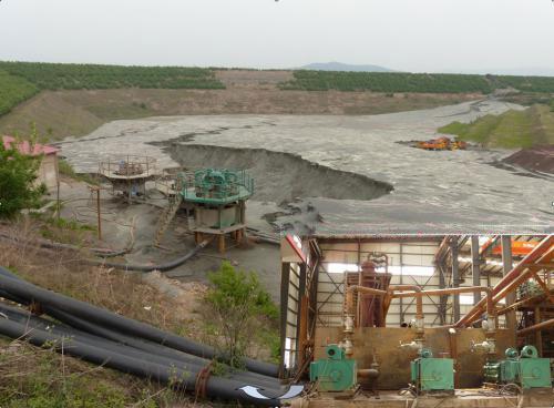 金属矿选矿废水