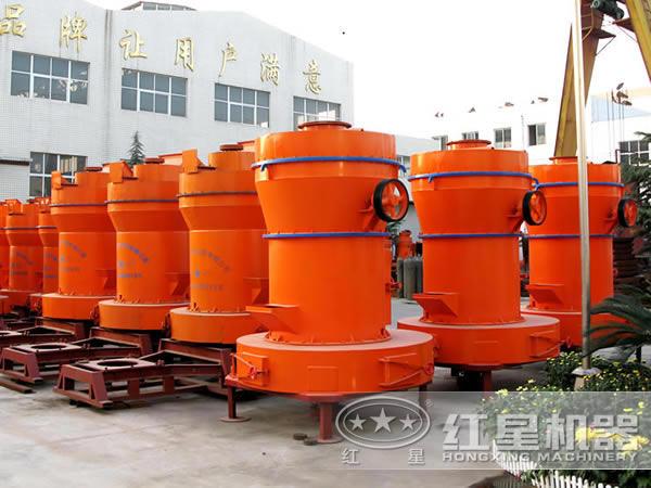 雷蒙磨粉机产量