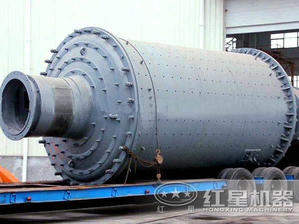 时产300-500吨大型球磨机型号