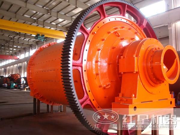 时产300-500吨大型球磨机参数信息
