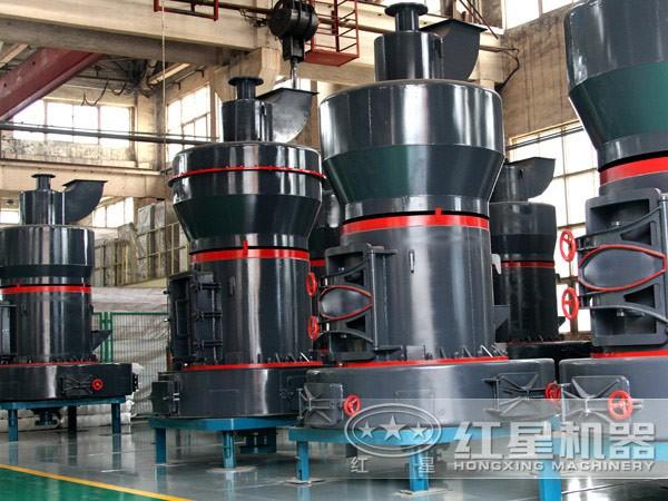 5r雷蒙磨粉机产量提升
