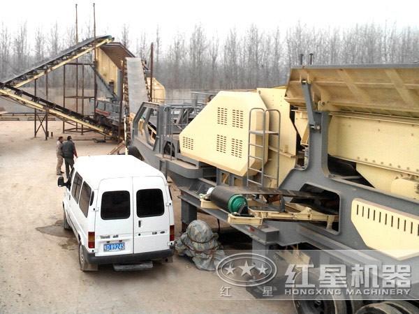 石灰石生产线设备价格多少