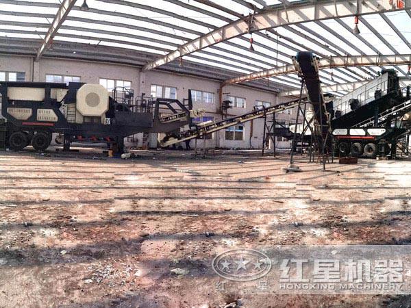 环保防尘-砂石厂