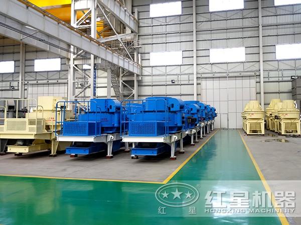 300t/h河卵石制砂机厂家