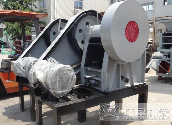 PE–150×250颚式破碎机带电机