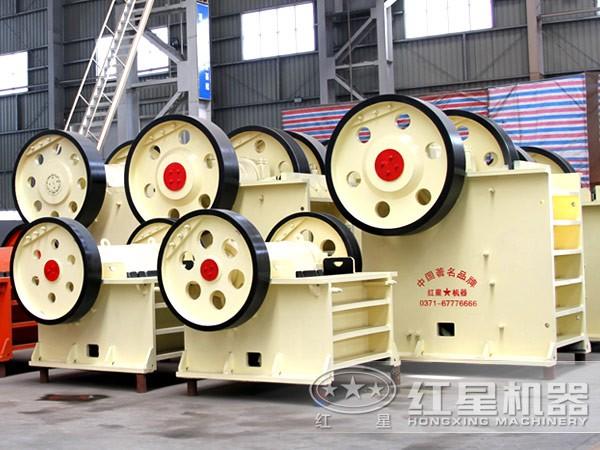 石英砂加工150型立式鄂式碎石机